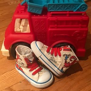 Dr. Suess Baby Converse